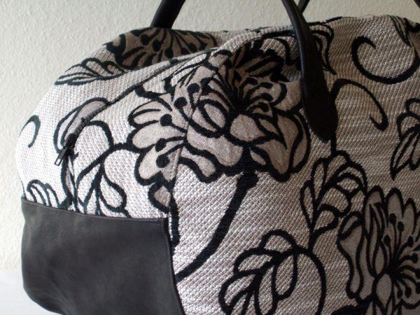 Fiore Nero - leichte Freizeittasche